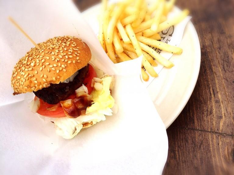 【チムチムチェリー】熊本南区!美味しいハンバーガー店に行ってきた