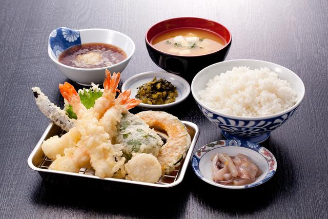 【天ぷら七八】 熊本嘉島!全部揚げたて、定食680円~@メニュー