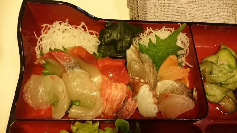 【 國枝鮮魚店 熊本】ランチ安い!刺身鮮度よくてウマっ!水道町