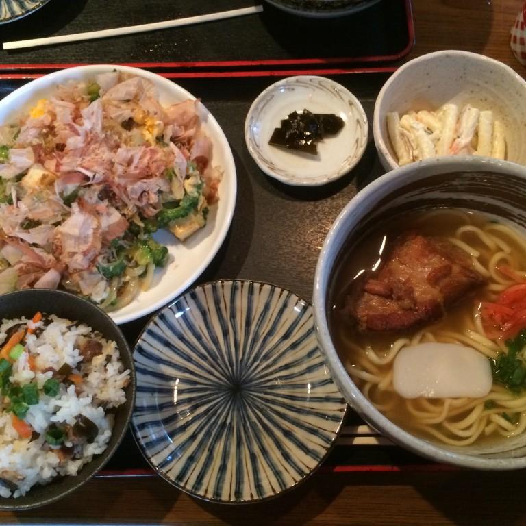 【まーちゃん食堂】熊本で沖縄そば!メニュー紹介!変わった味だけどハマる~