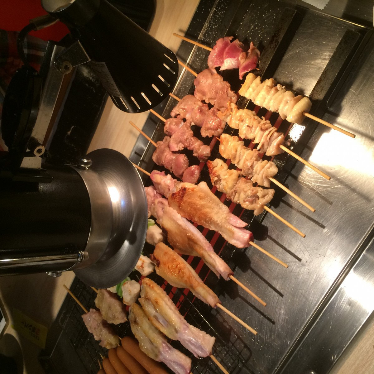 【とりボンバー熊本】1980円で焼き鳥&ビュッフェ食べ放題!メニュー値段紹介