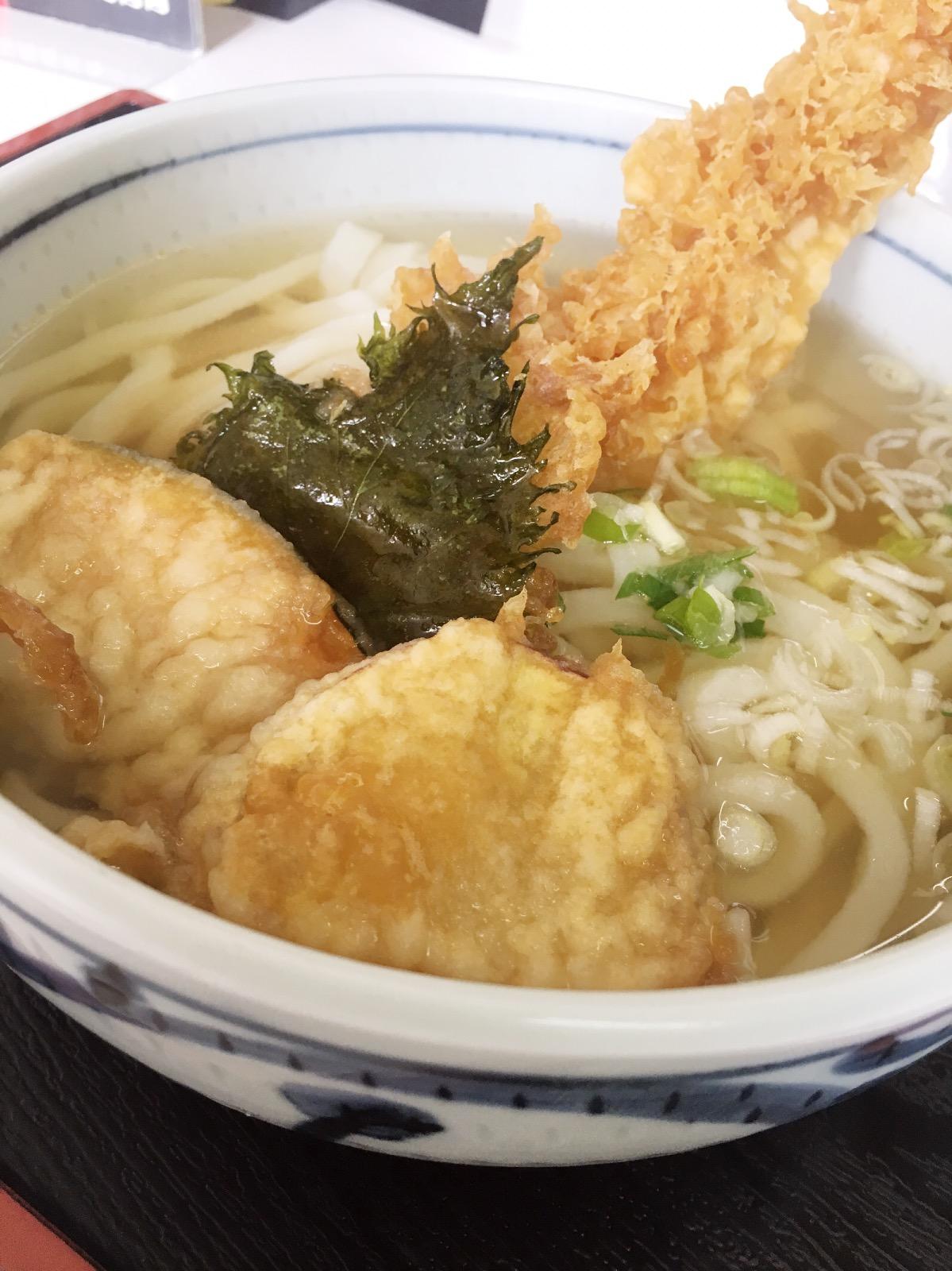 【てる山うどん】 熊本!讃岐うどんが美味しい人気店!浜線@メニュー