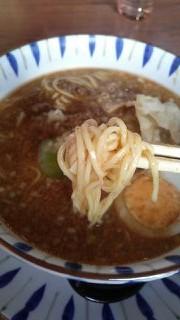 【熊本黒船亭】坦々麺専門店!!1口食べると「うま。」