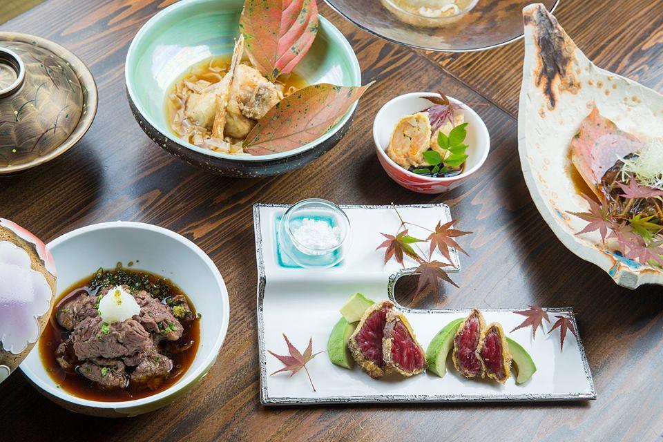 【花つぼみ】熊本帯山にある「お肉を茶漬けで食べちゃう!」和食店