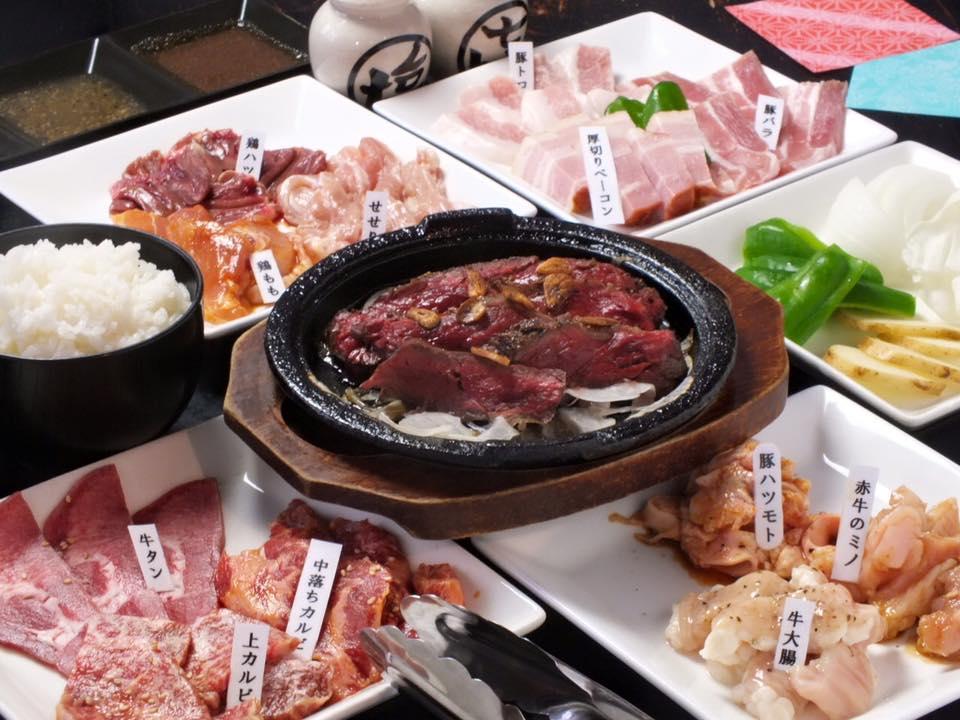 【熊本で焼肉食べ放題があるお店】安い!オススメ!20店舗情報@