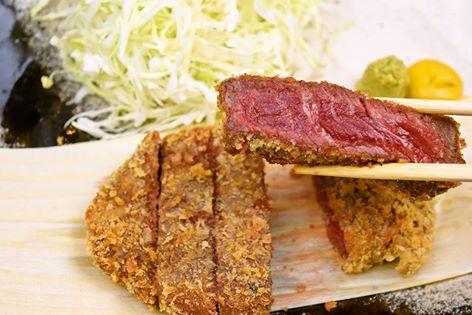 【牛カツ専門店おおつか】熊本!サクサク&ジューシー食べた@メニュー