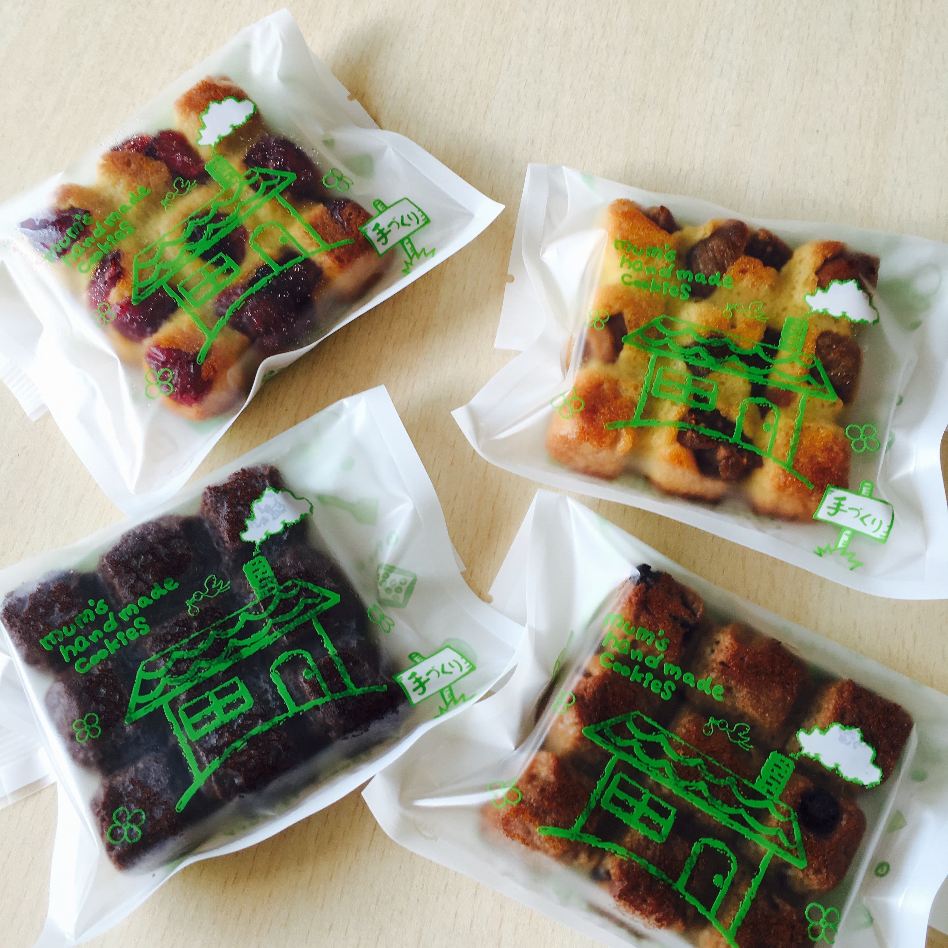 【ユーカズクッキーファクトリー】熊本蓮台寺@オシャレなクッキーがあるお店