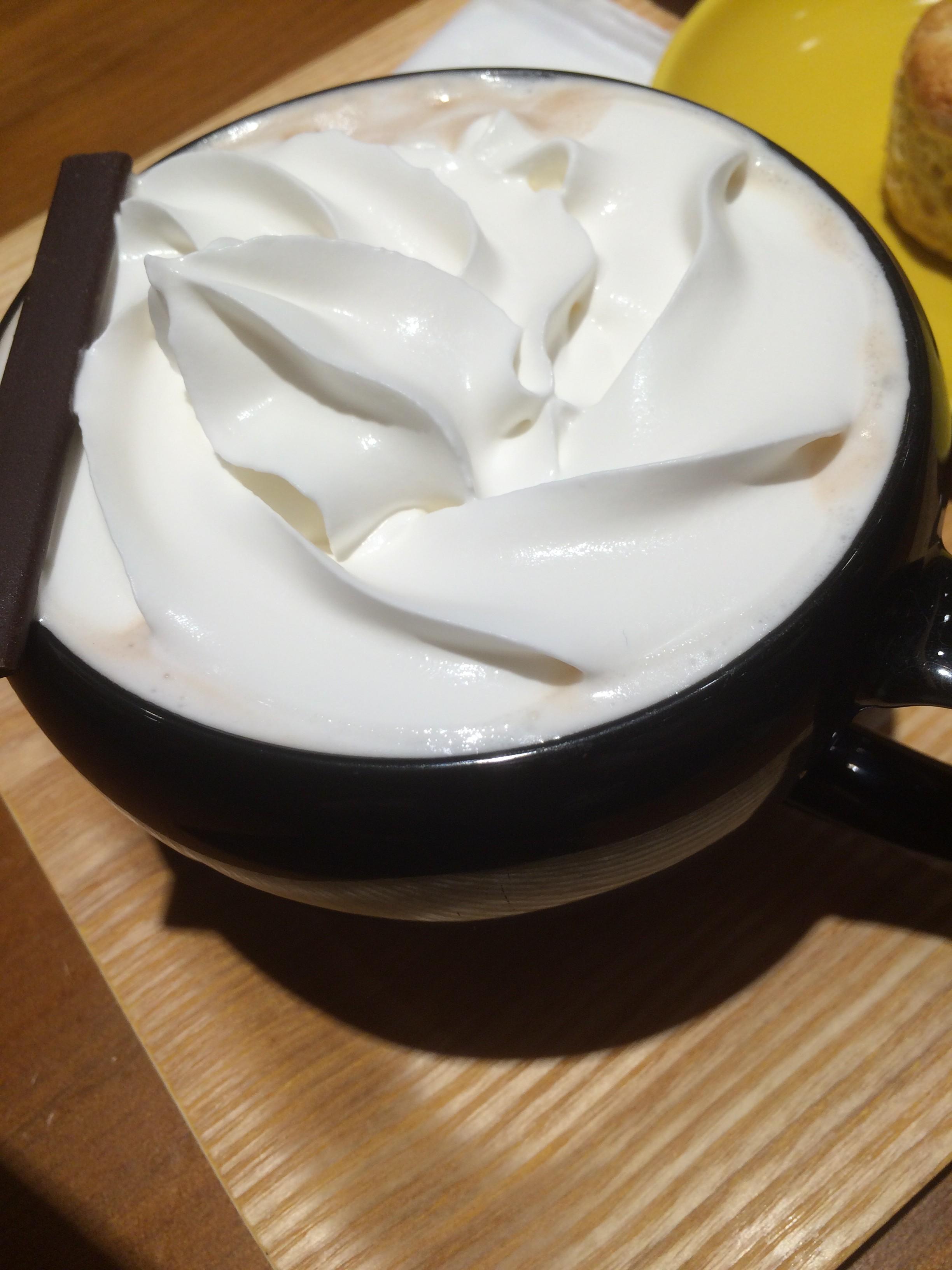 【シアトルズベストコーヒー】ゆっくり過ごせる場所@メニュー