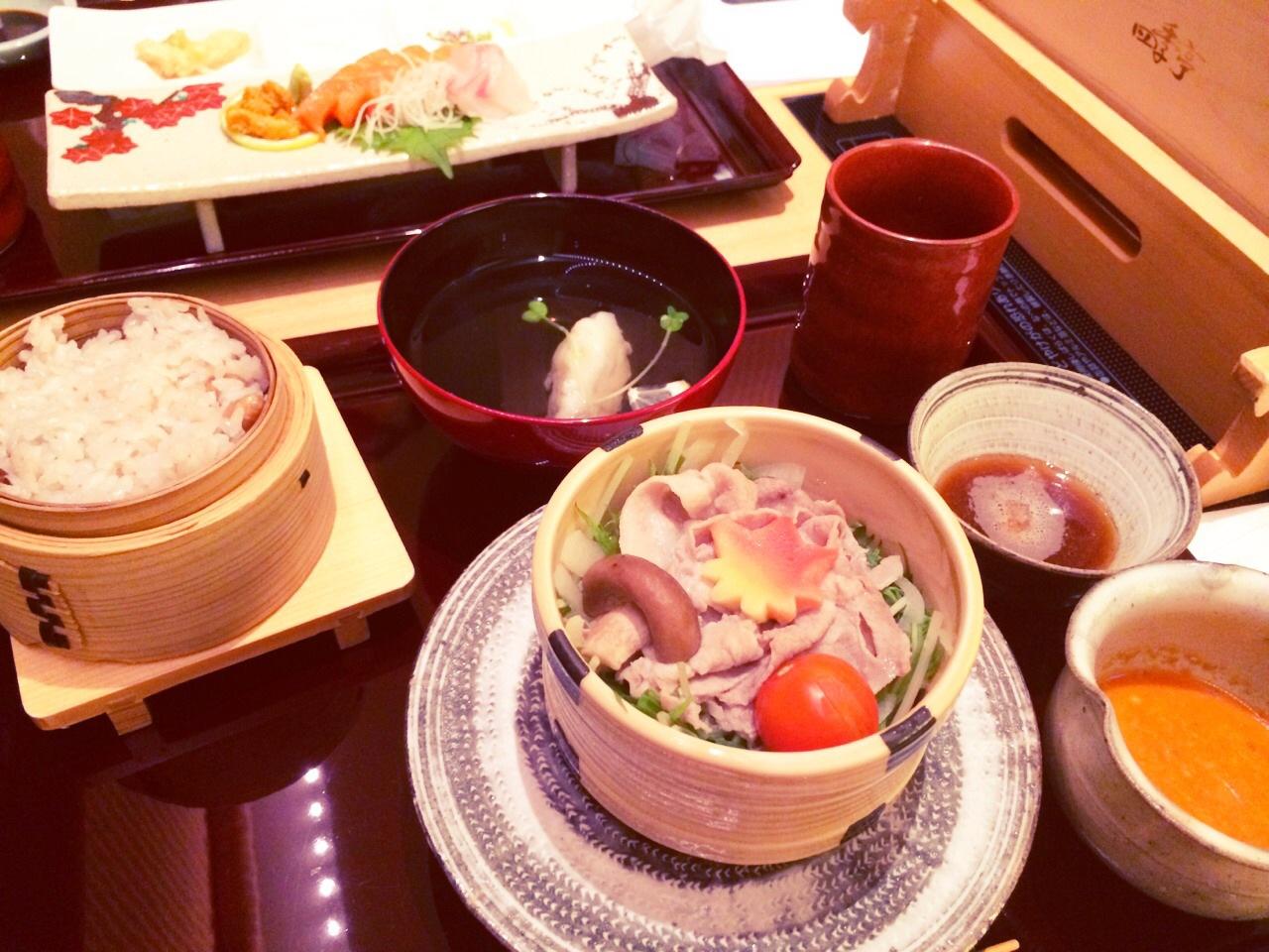 【福田病院】お祝いディナーがマジ凄い@出産した時のご飯の写真など