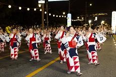 【火の国まつり】2016!サンバおてもやん総踊り詳細@熊本の街