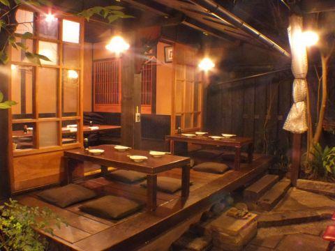 【ヨコバチ】熊本上乃裏@抜群な雰囲気と安い価格で大人気の居酒屋!