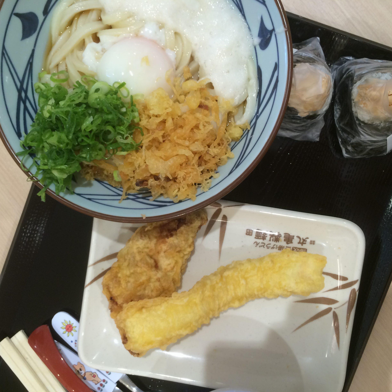 【丸亀製麺】おすすめは?メニューは?クーポン、半額@情報満載!!