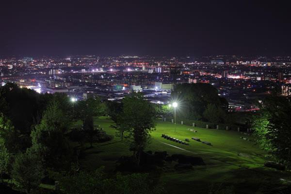 【熊本】夜のデートスポット@キレイな夜景・温泉・遊び場など10選