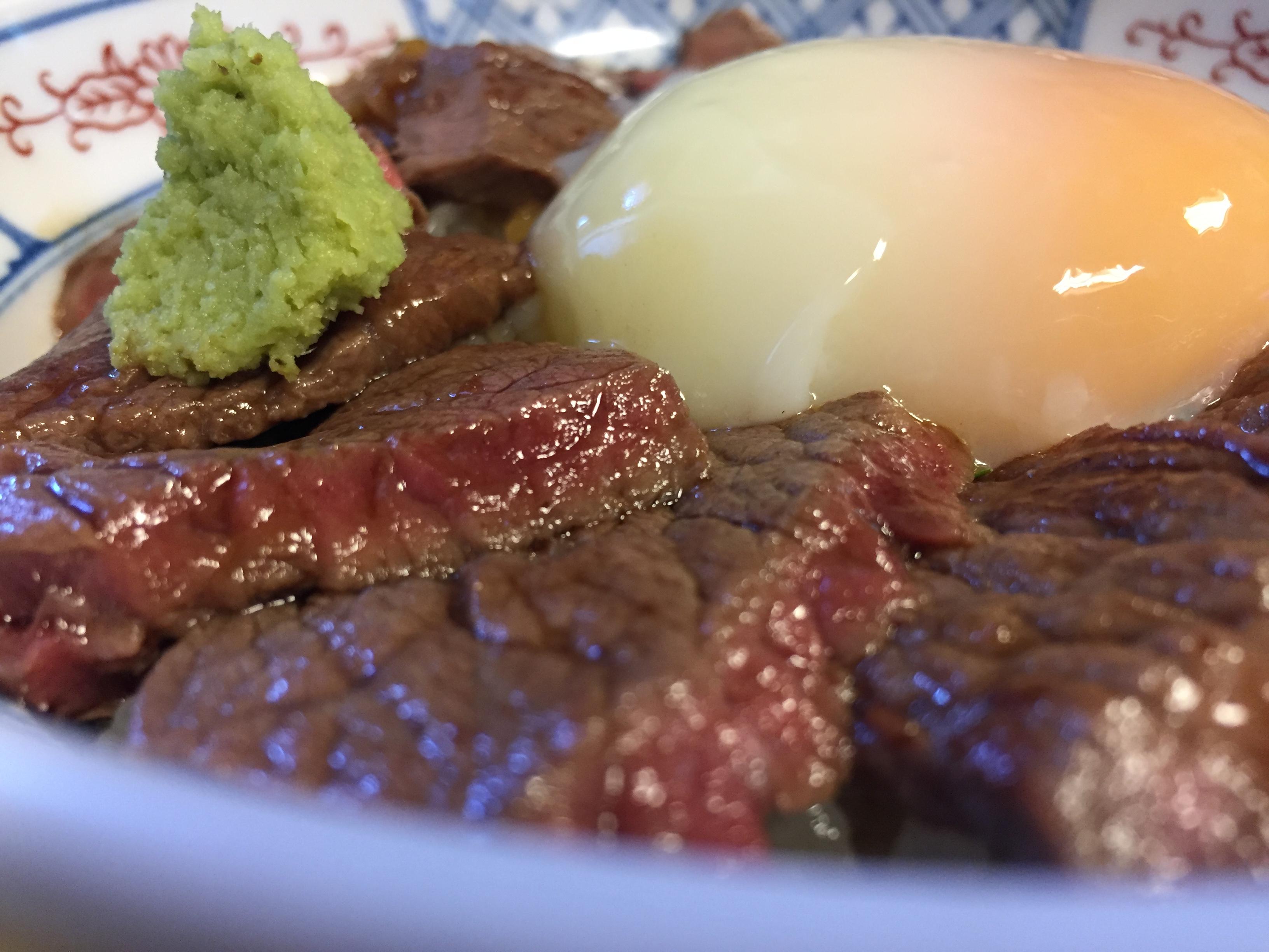 【いまきん食堂】熊本阿蘇の名店!あか牛丼最高@メニュー