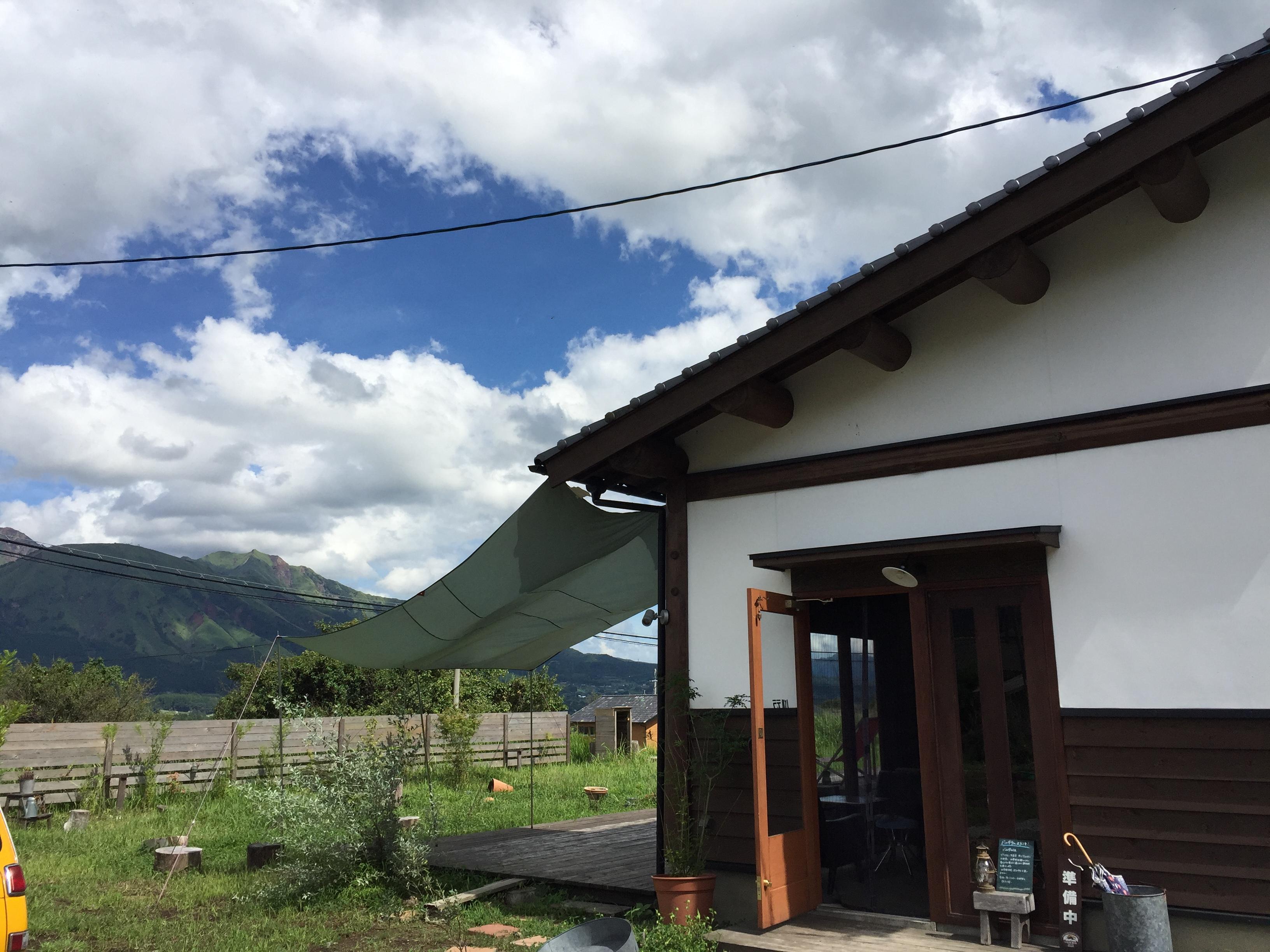 【バルデラ】南阿蘇村のカフェ!無農薬野菜@子どもも安心