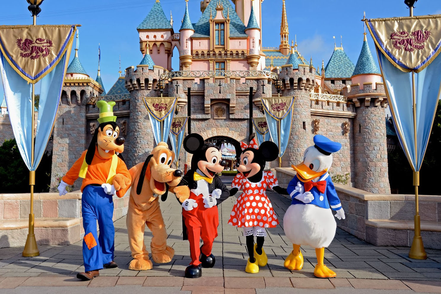 ディズニー】が熊本に!キラキラパレード2016!ミッキー達が来るよ