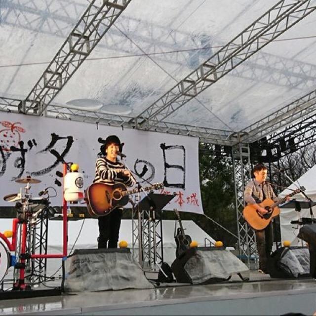 【ゆず】熊本!二の丸で開催「冬至の日ライブ2016」の動画&写真特集