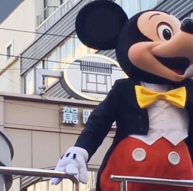 【キラキラパレード】熊本!画像&動画特集。ディズニー可愛すぎて胸キュン