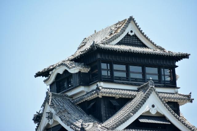 【熊本城の現在】12月2日行ってきました。想像より、ずっと酷い。