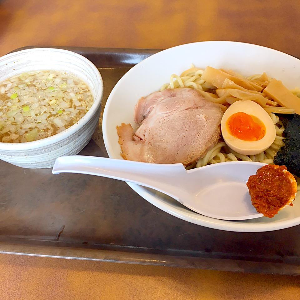 【いっぷくラーメン】熊本浜線で、つけ麺食べた!メニュー570円~