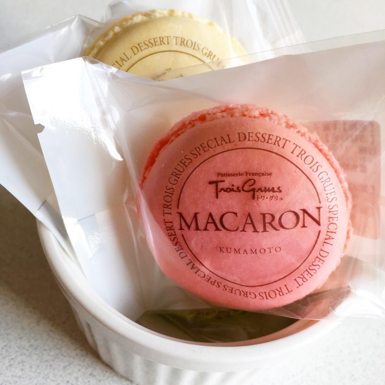 【トワグリュ】熊本南区のケーキ屋さん!マカロン&苺ミルフィーユが美味しい