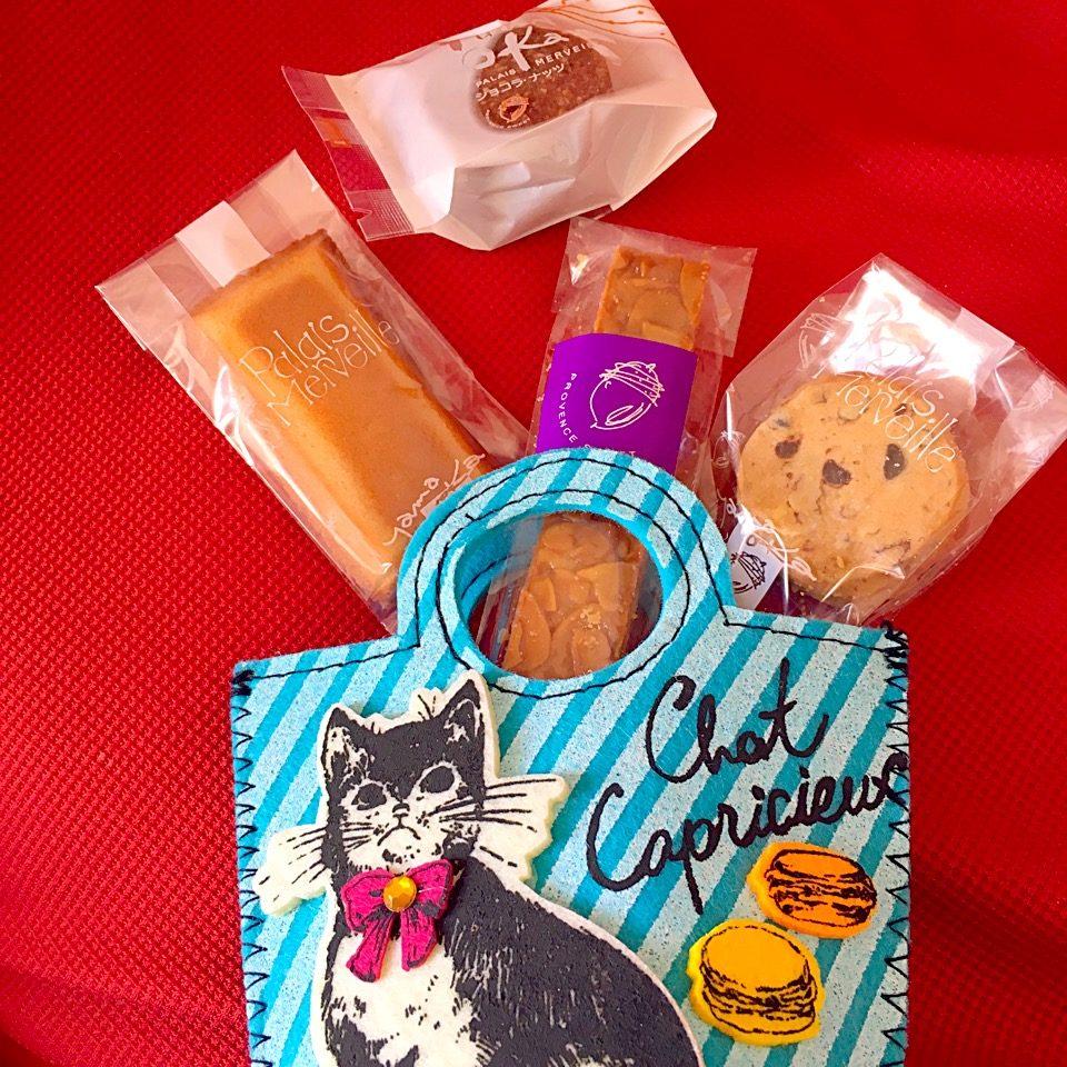 【やまおか】熊本長嶺のケーキ屋@手土産にぴったり!可愛い入れ物達