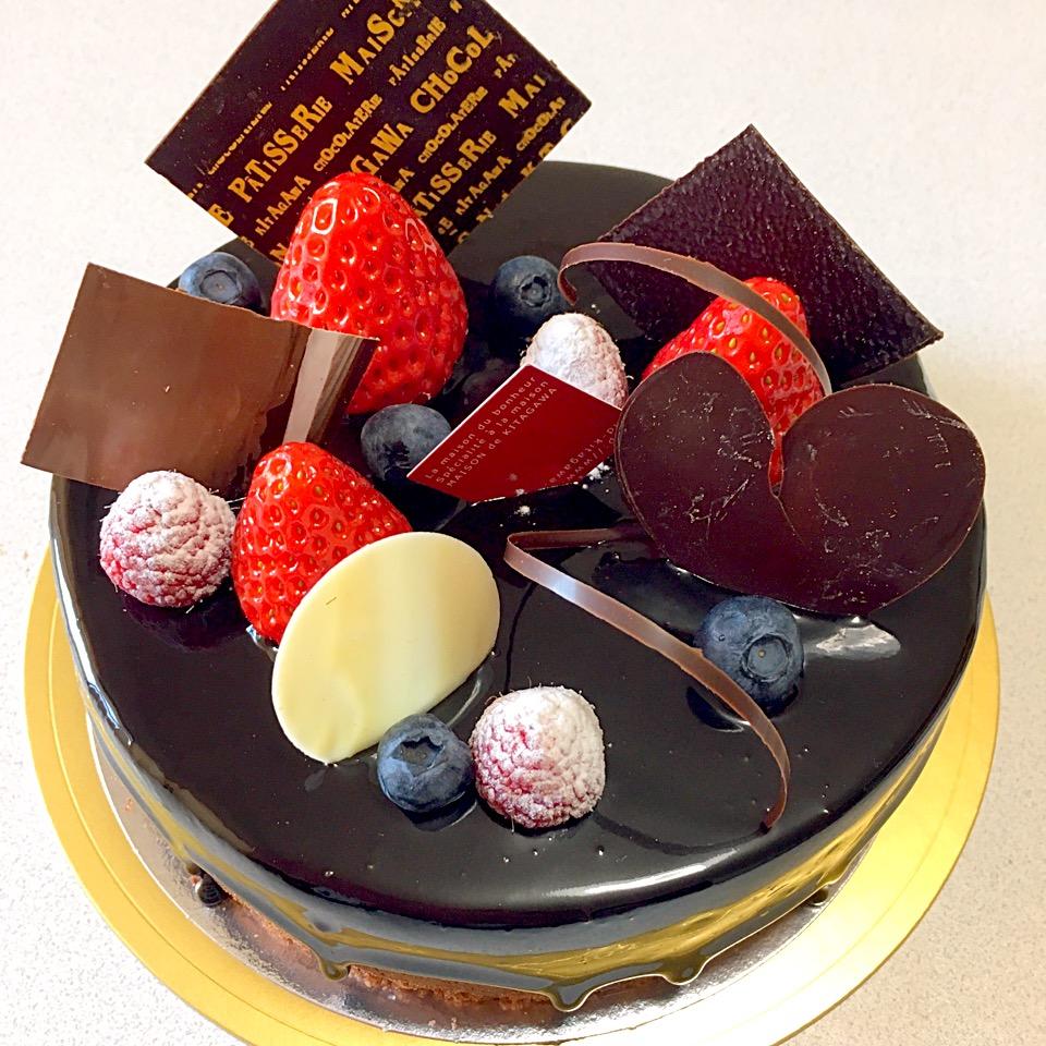 【メゾンドキタガワ】熊本@チョコレートケーキが有名!超~美味しい店