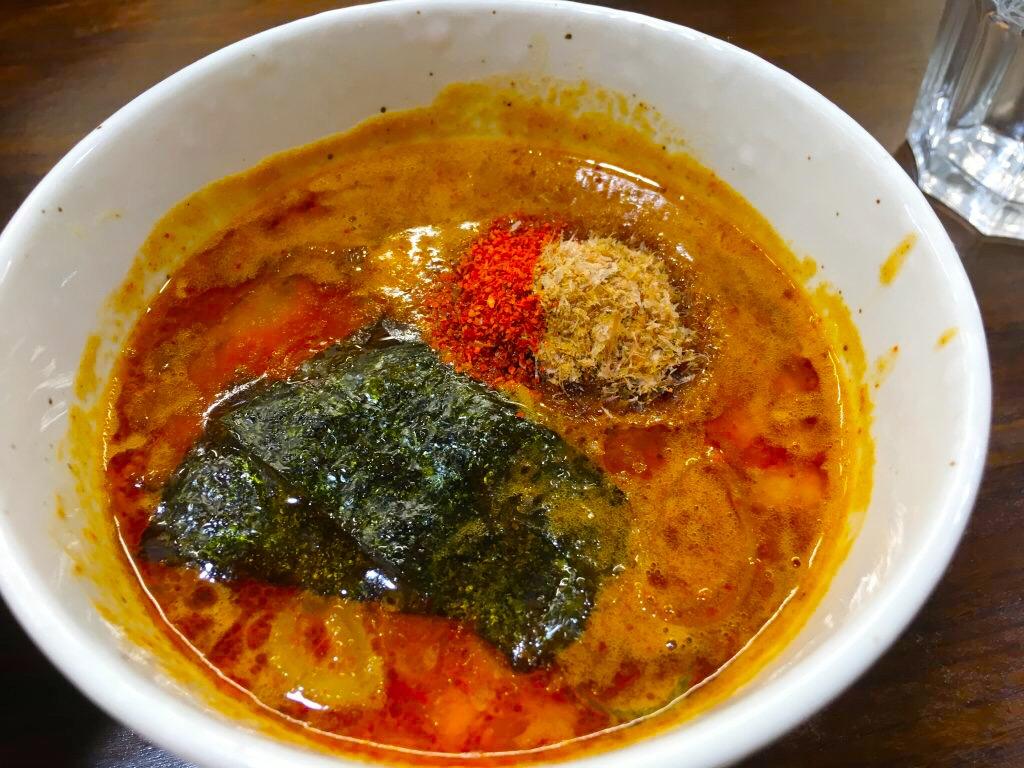 【魚雷】光の森で「激辛つけ麺」に挑戦した!熊本有名店@メニュー