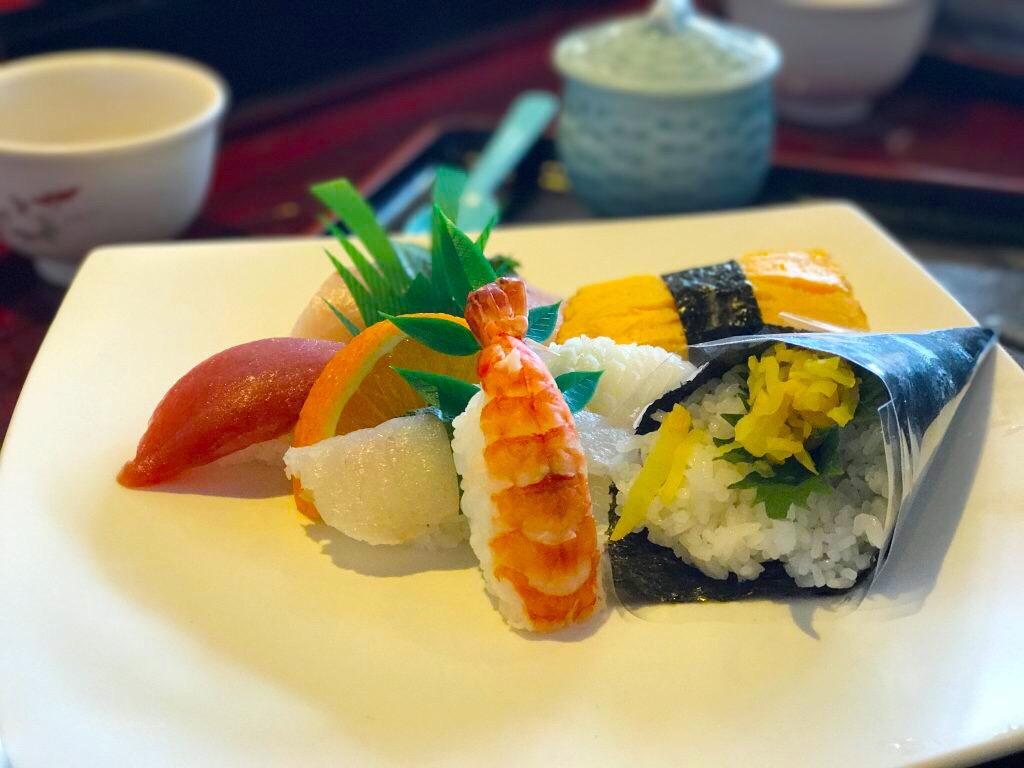 【すし本陣】宇土市!新鮮な海鮮を味わえるお店@メニュー