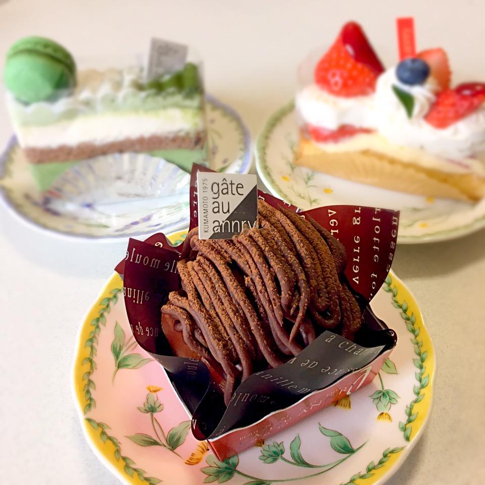 【ガトーアンリー】熊本川尻!ケーキ&カツカレーパンが有名な店