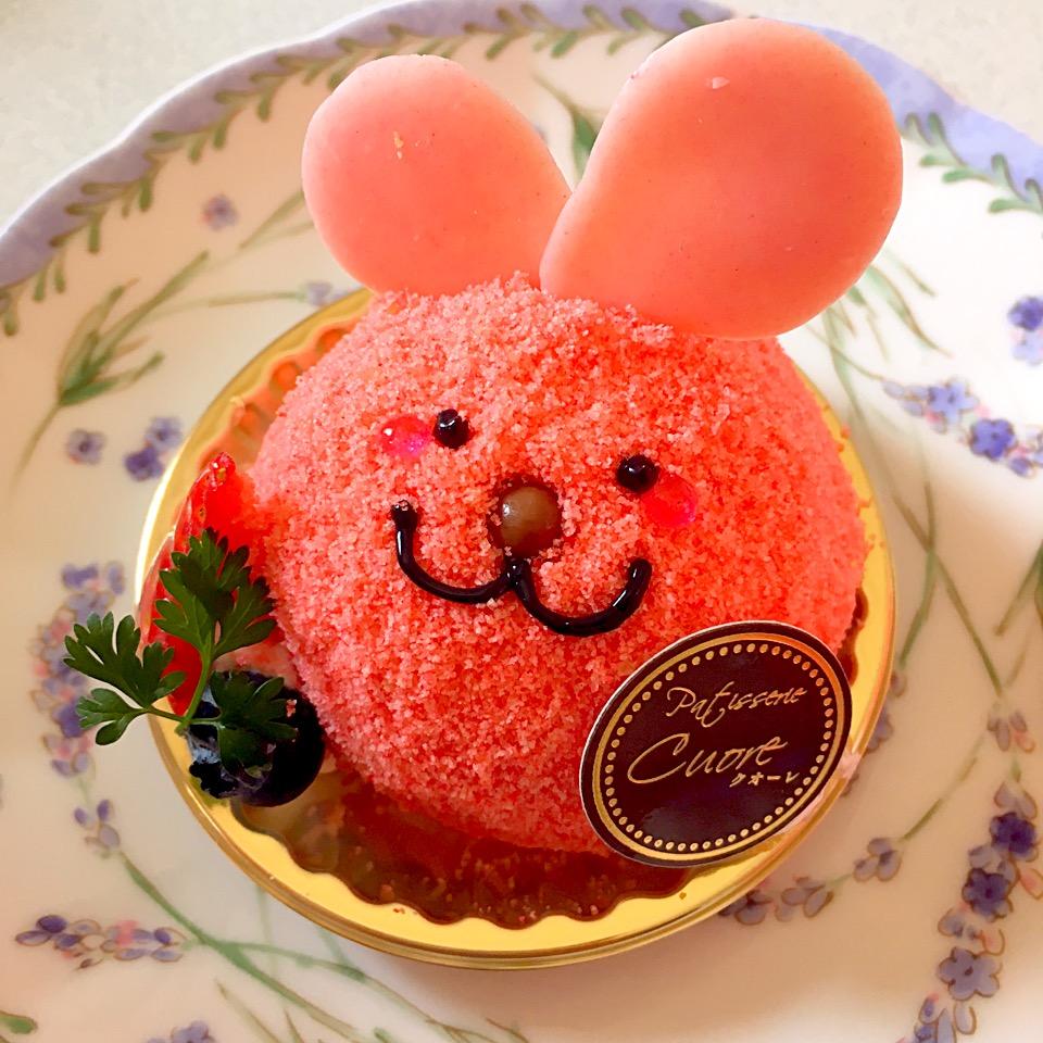 【クオーレ】熊本新町!ケーキ&クッキーが超可愛いお店に行った