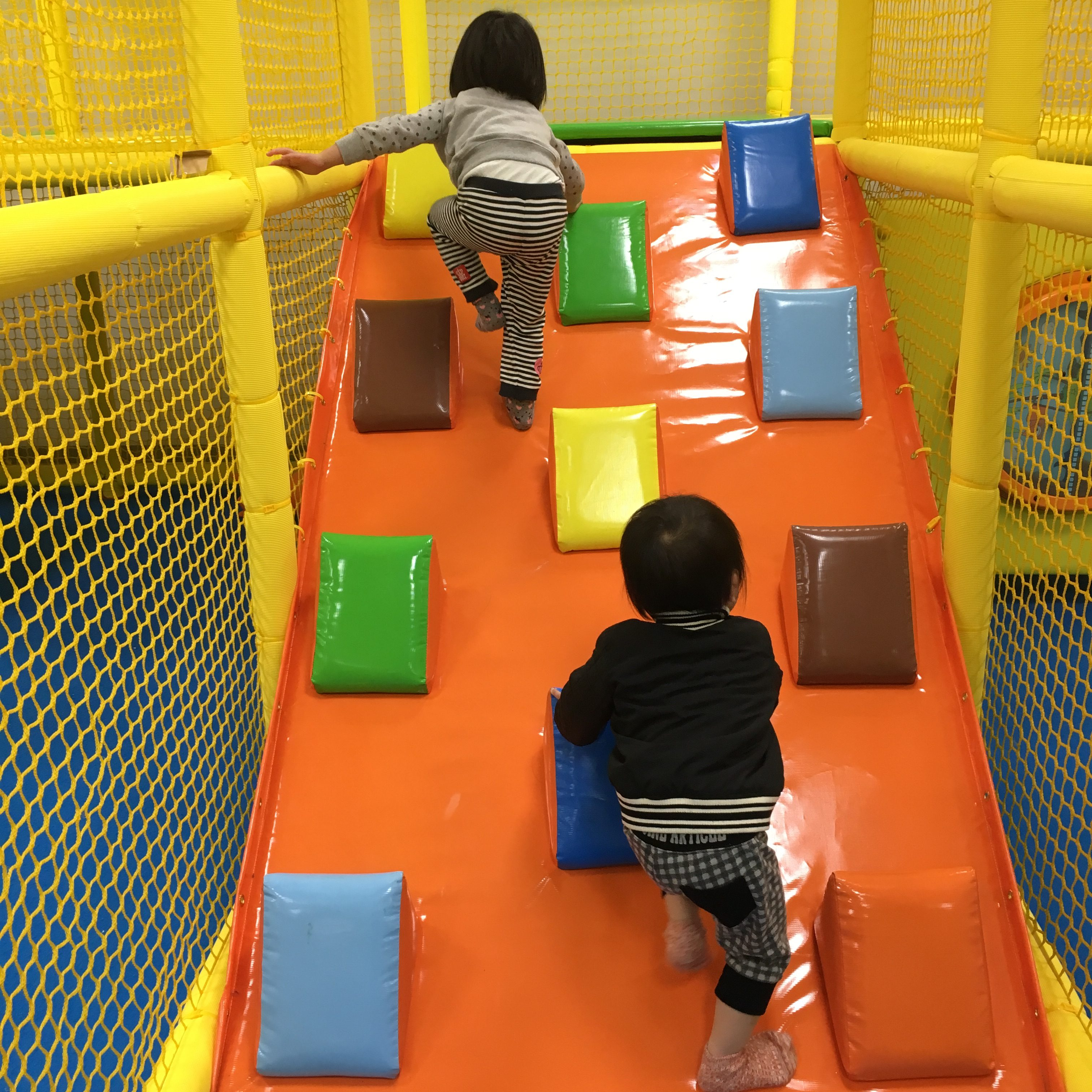 【熊本】雨の日でも子どもが遊べる室内の遊び場所@11選