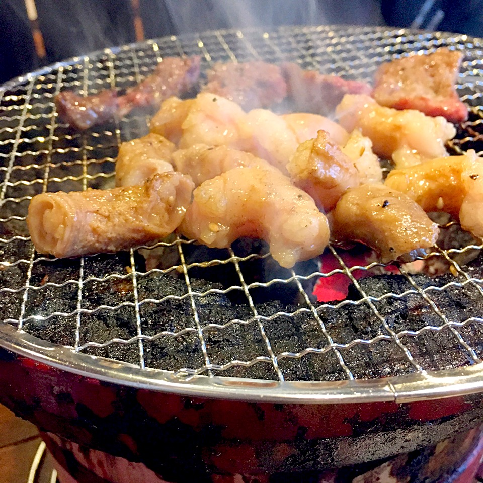 【喰会(くうかい)】宇土!炭火焼きで食べる焼肉最高@メニュー