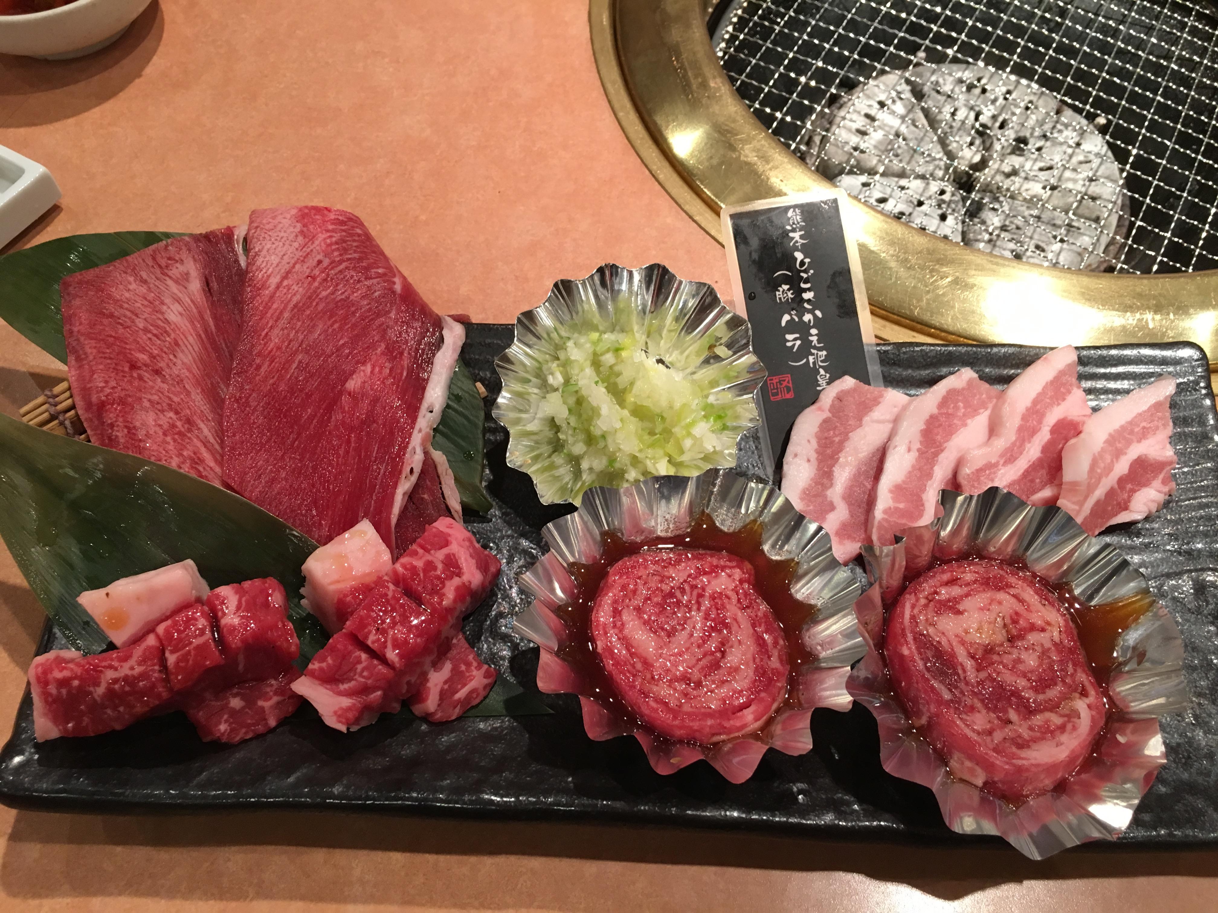 【ヌルボンガーデン】焼肉食べ放題2580円~!お腹いっぱいお肉を満喫