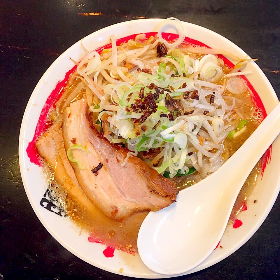 【柿の木ラーメン】熊本・鹿児島!チャーシューがウマい店@メニュー