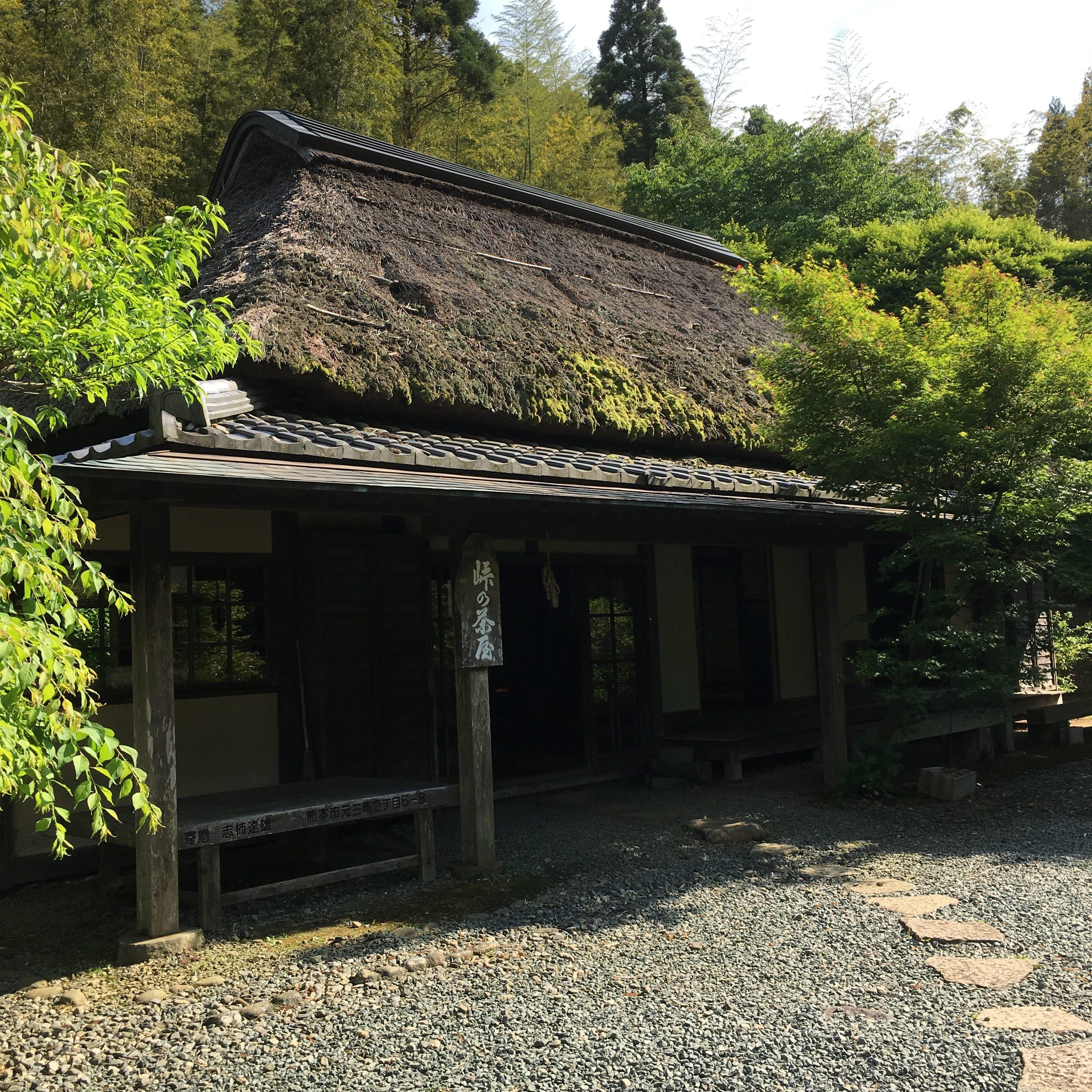 【峠の茶屋】熊本!金峰山にあるスポット、こんな所@写真で紹介