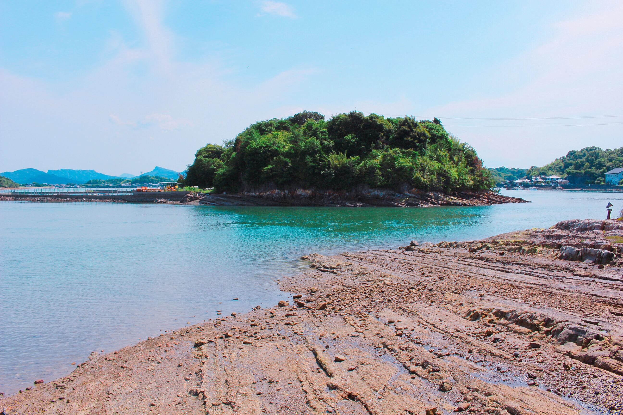 【海カフェ CAPE】天草!藍の岬にあるカフェで、海を眺めてのんびりと