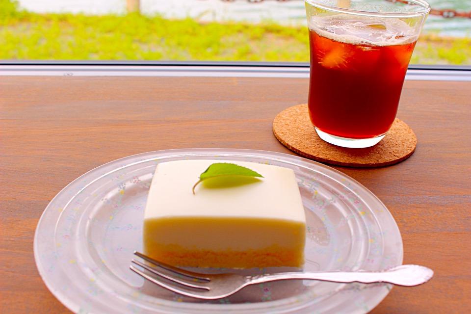 【カフェ横浜】天草!大矢野で海を眺めながら、デザートを