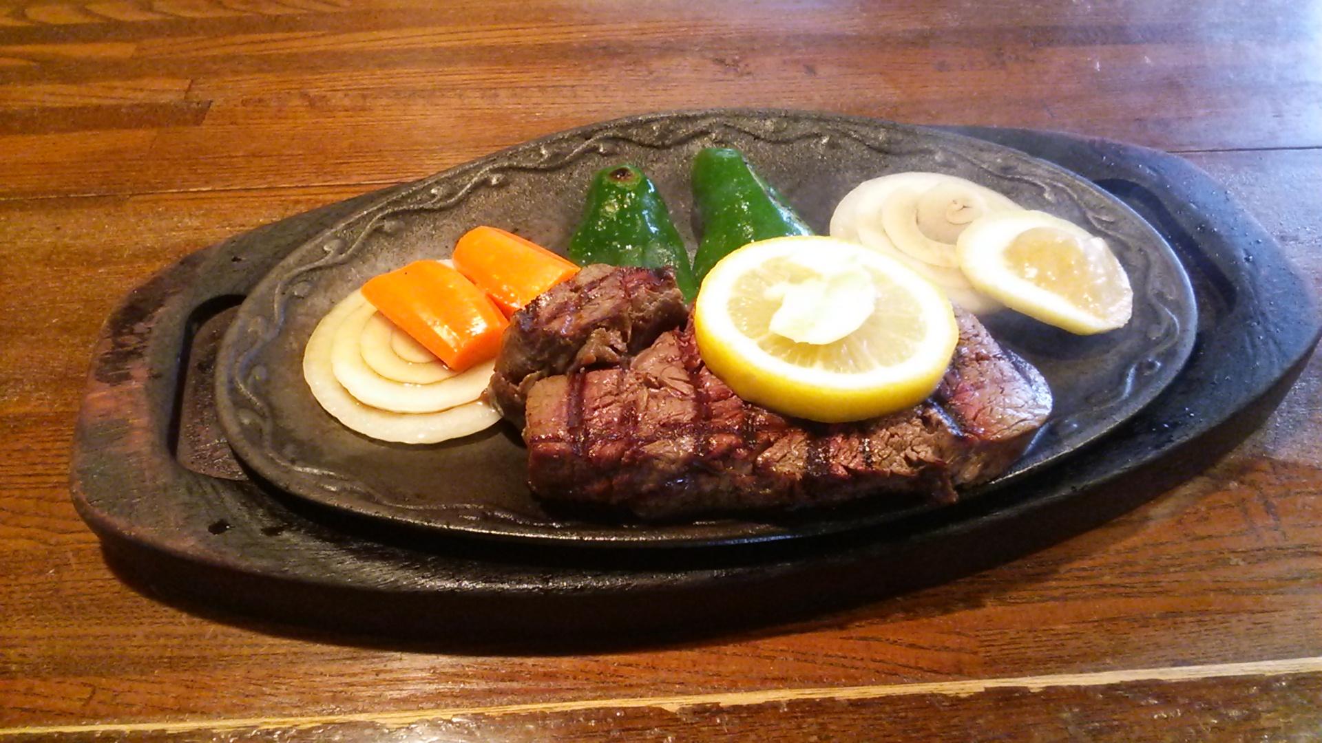 【ステーキ松下】水前寺の老舗の極上ステーキ店@メニュー