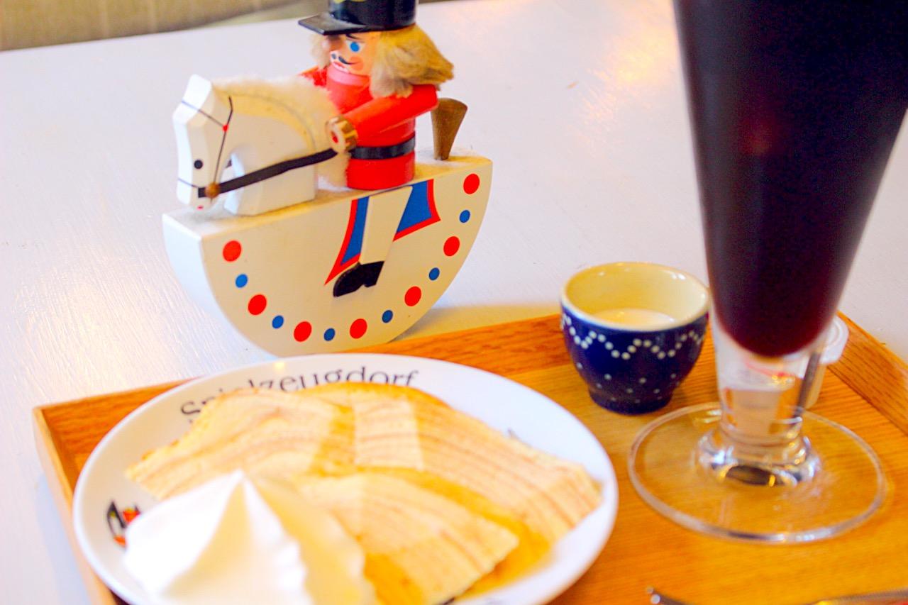 【カフェ ティッペル】南阿蘇のバームクーヘン屋。まるで、おとぎの国