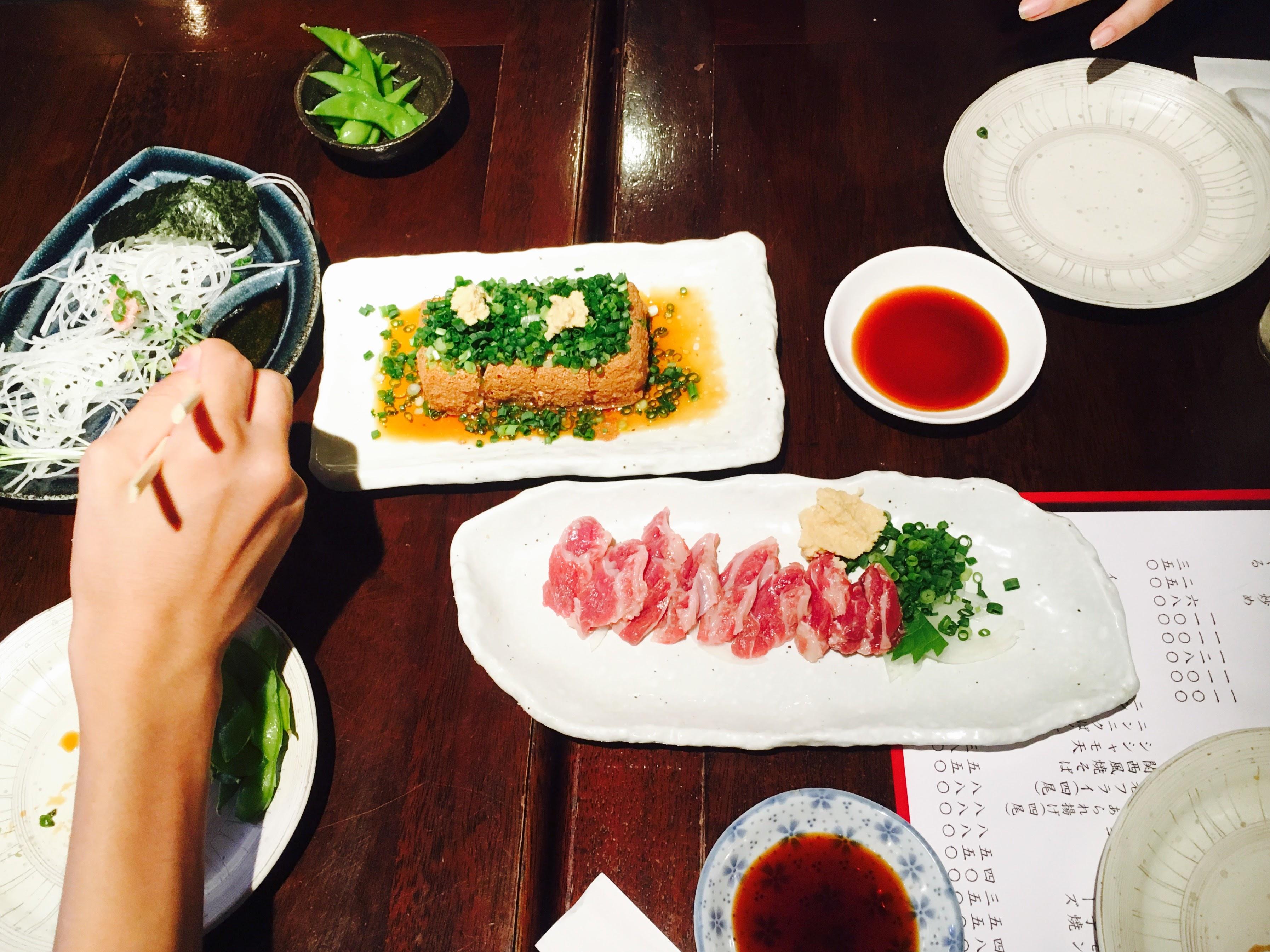 【ねぎぼうず】熊本!下通の地元民にも観光客にも愛される居酒屋@メニュー
