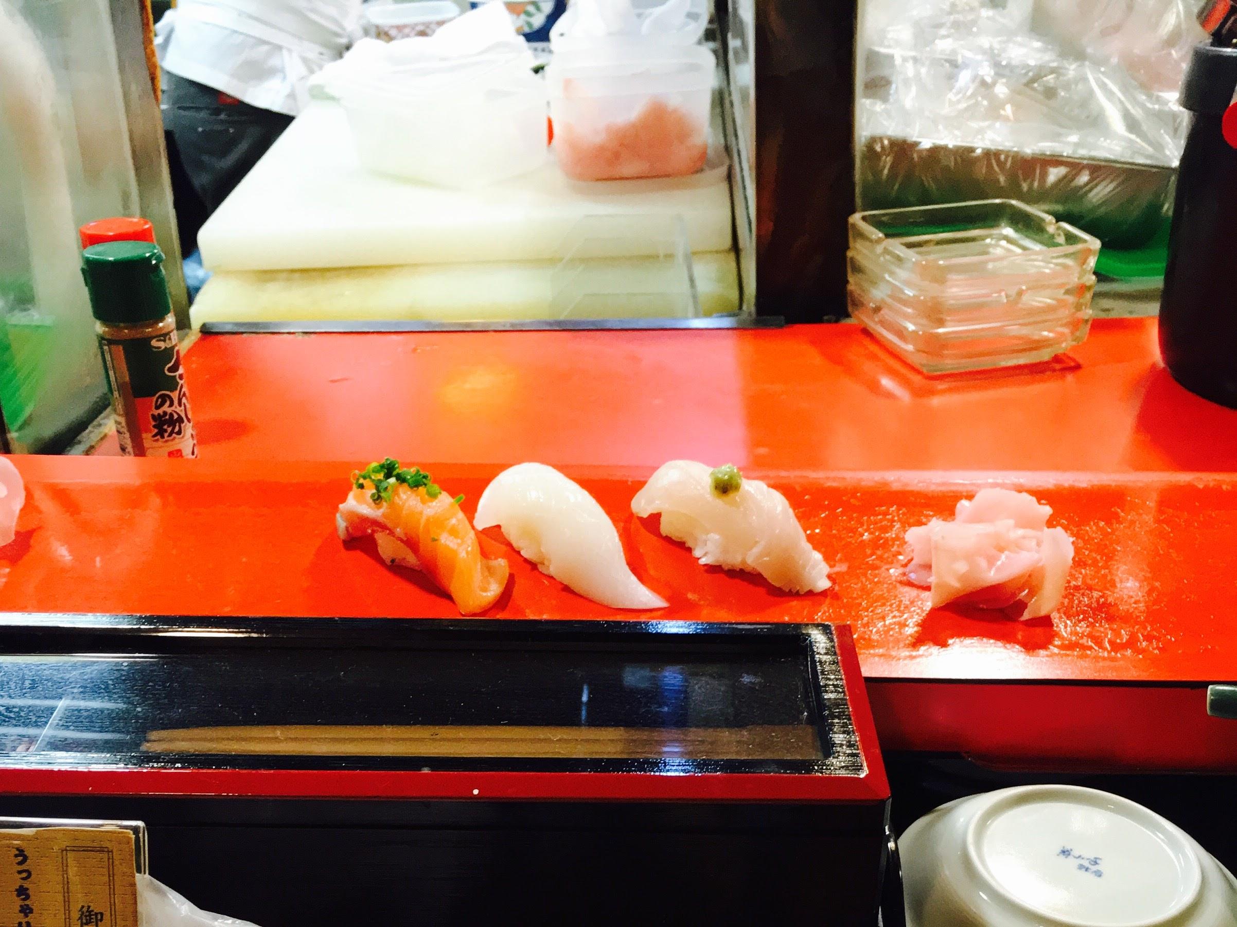 【相撲寿司大砲部屋】新市街にある熊本の旬を味わえる気さくな寿司屋