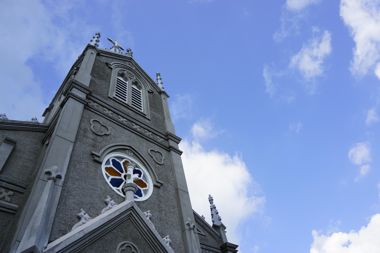 【崎津教会】天草で世界遺産候補にもなっているキリシタンの里
