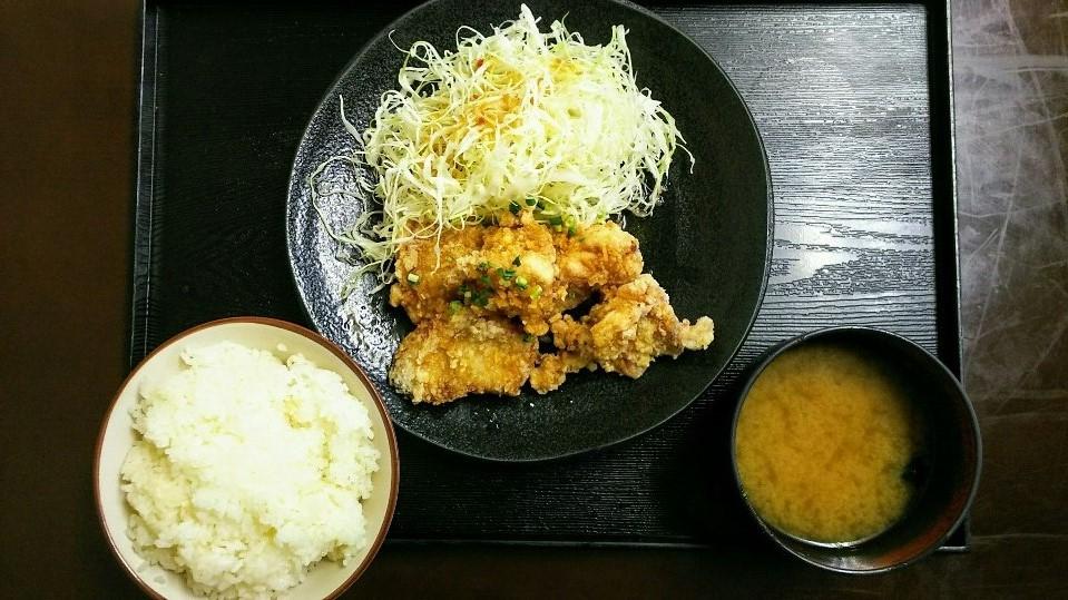 【味民(あたみ)】龍田!武蔵塚駅前の、コスパいい定食屋