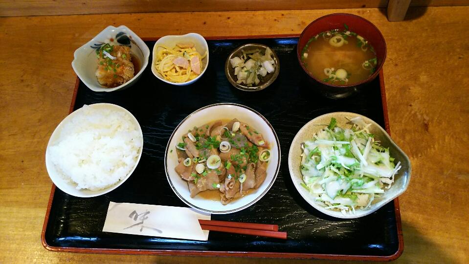 【田舎屋】熊本市大江にある、500円ランチが楽しめるお店
