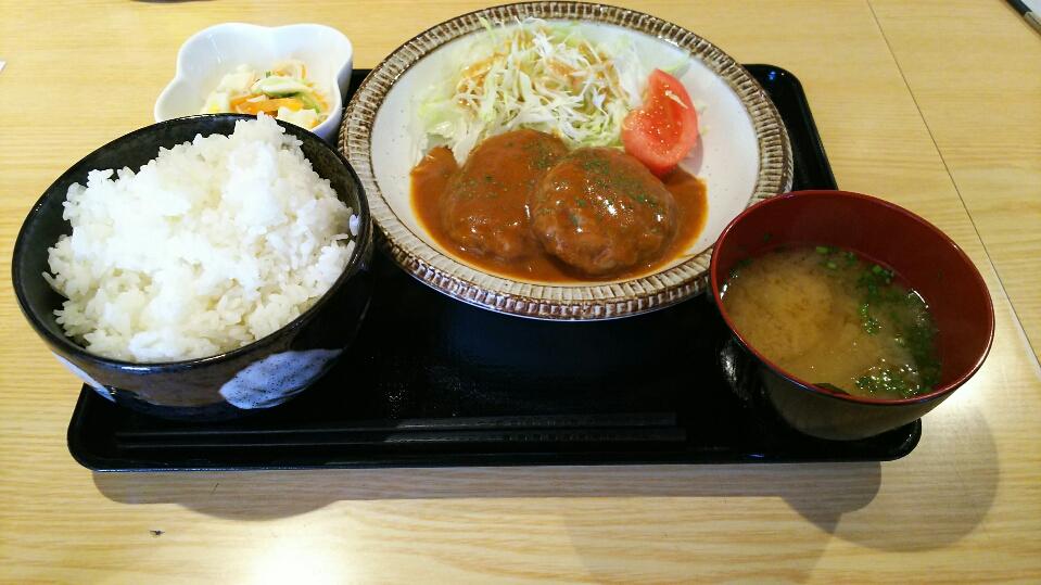 【朱華亭】熊本北区八景水谷で500円ランチを食べた!