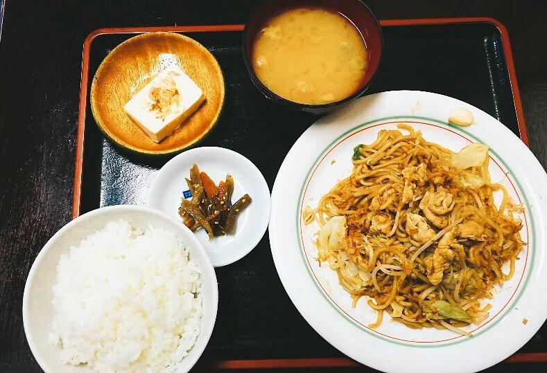 【山盛食堂】熊本市大江で、500円ほどでランチが出来ちゃうお店!