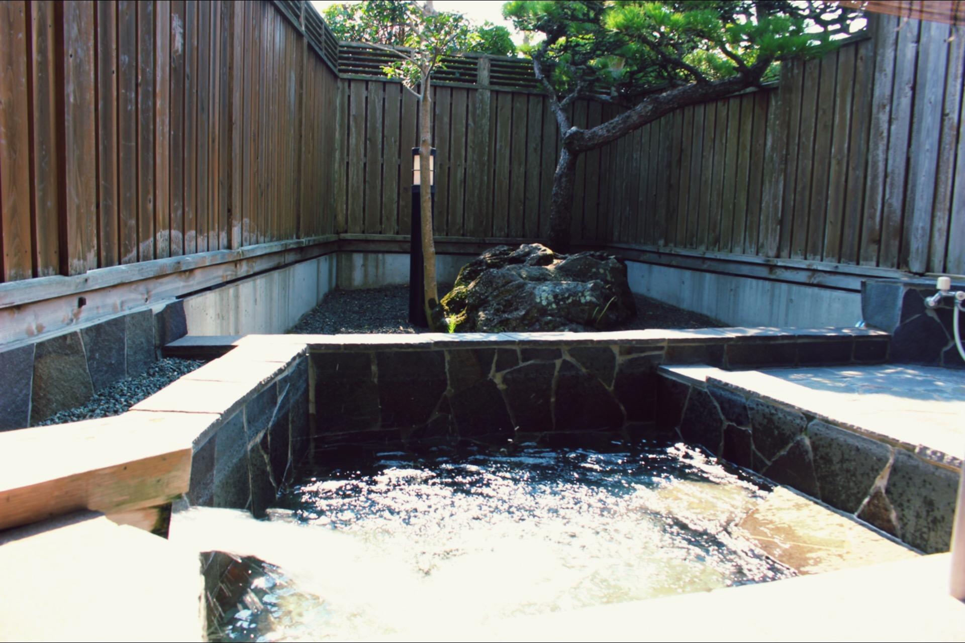 【那古井館】天水で日帰り温泉とランチ!夏目漱石「草枕」小天温泉