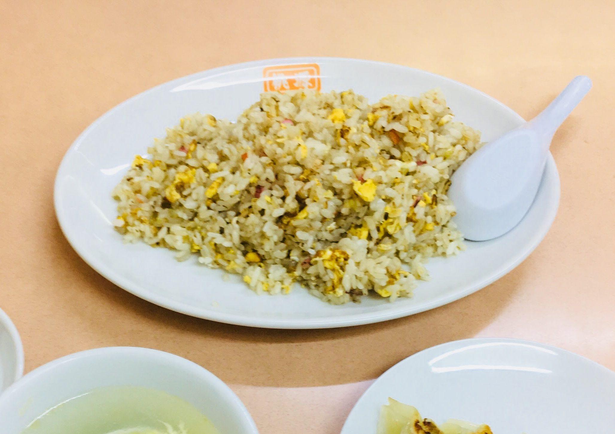 【桃源】花畑町で食べられるサラリーマンに人気の中華料理店
