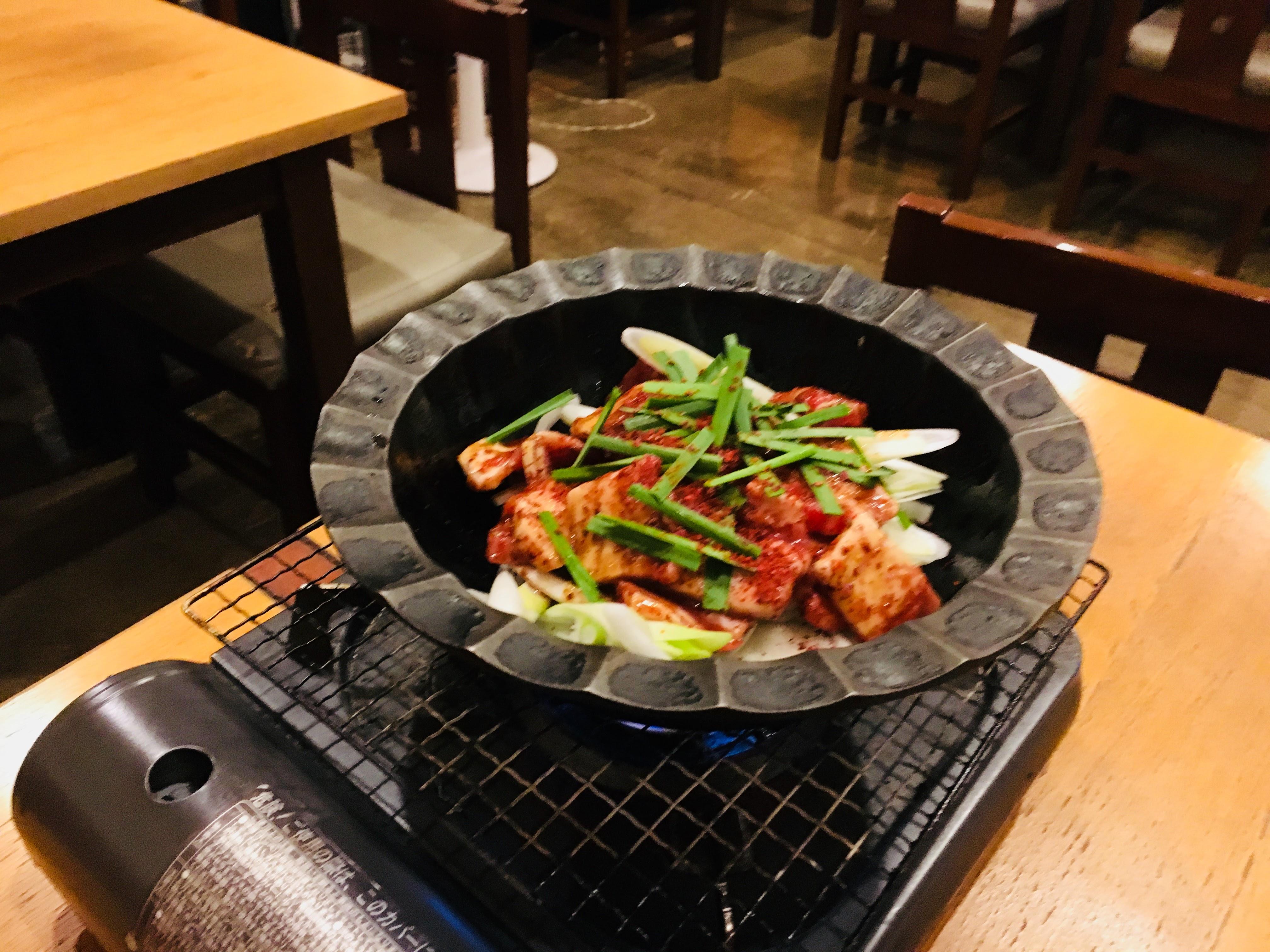【梁の家】熊本!出水・オムニの優しい味が食べられる韓国料理店
